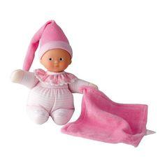 Babi Corolle Minirêves : Rose Corolle - Magasin de Jouets pour Enfants
