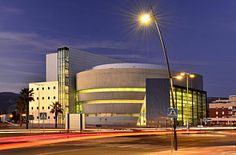 Photograph - Theatre Auditorium Roquetas De Mar Spain by Marek Stepan