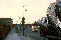 1980 West Berlin, Street view.