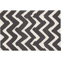 Outdoor chevron rug?