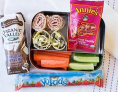 Healthy food for the kids