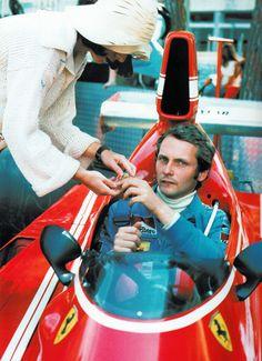 Niki Lauda 1974