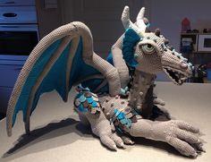 Ravelry: Project Gallery for Dragon Trilogie - Ragnarök pattern by Amigurumi Artist