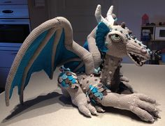 Stormfly Dragon Crochet Hat More Dragons and Crochet ideas