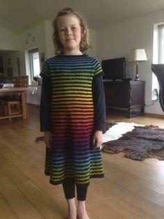 hendes verden kjole opskrift