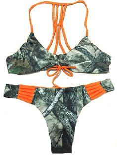 baedba7625 72 Best Favorite Bikinis images in 2019 | Baby bathing suits, Camo ...