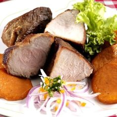 Chicharrón - Peruvian cuisine