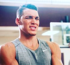 Aaron Gordon in Uncle Drew<br> Best Nba Players, Best Player, Brandon Ingram, Orlando Magic, Fine Men, Nba Basketball, Eye Candy, Tank Man, Handsome