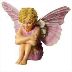 The Candytuft Fairy-Cicely Mary Barker Flower Fairies