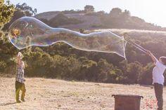 san jose photographer - rancho san antonio - family session - family photoshoot - bubbles - giant bubbles - family fun - photos by kim e