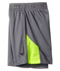 Nike Kids Accelerate Short (Toddler) Boy's Shorts Cool Grey In the last 30 years, the Kids Shorts, Sport Shorts, Boy Shorts, Gym Shorts Womens, Nike Clothes Mens, Nike Kids, Men Design, Nike Outfits, Short Outfits