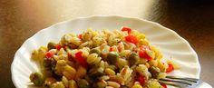 Kuchnia nie tylko bez glutenu: Sałatka z makaronem ryżowym i tuńczykiem