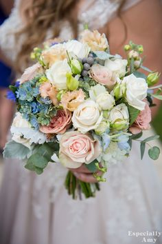 Stunning bouquet by Flowers by Passion, Bath | Cowley Manor Wedding | Especially Amy Wedding Photography