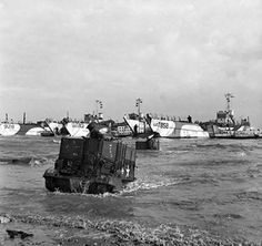 Gold Beach, 6 june 1944.                                                                                                                                                                                 More