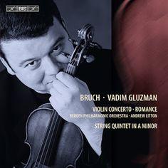 Den Klassiske cd-bloggen: Flott fiolinspill