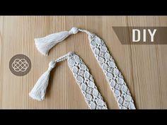 Macrame is a form of textile-making using knotting rather than weaving or knitting. Macrame Wall Hanging Patterns, Macrame Plant Hangers, Macrame Patterns, Flower Patterns, Macrame Bracelet Patterns, Macrame Design, Macrame Art, Macrame Knots, Macrame Bracelet Tutorial