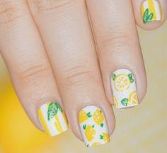 lemon mani