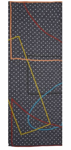 Pop a Paul Smith polka dot silk scarf into your wardrobe. Shop here http://www.liberty.co.uk/fcp/categorylist/dept/accessories_scarves #LibertyScarf