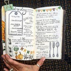 Jenny Penton Artist @plannerperfectplanner My baking day is ...Instagram photo | Websta (Webstagram)