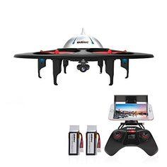 DBPOWER UDI U845 WiFi FPV UFO RC Drone with HD Camera 2.4... https://www.amazon.com/dp/B01D9YA5GC/ref=cm_sw_r_pi_dp_BYtFxbR7Z2DH3