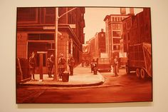 The Occupation, by Mark Tansey