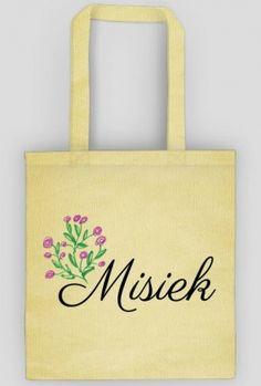 Misiek - torba - bag