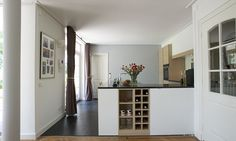 SANTOS kitchen. Line_E - Keukenarchitectuur Midden Brabant  