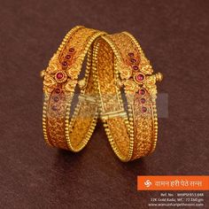 How Clean Gold Jewelry Gold Bangles Design, Gold Earrings Designs, Gold Jewellery Design, Gold Jewelry, Gold Designs, Trendy Jewelry, Jewelry Patterns, Indian Jewelry, Fashion Jewelry
