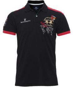 La Martina Slim Fit Maserati Polo Shirt available at Jules B Polo Shirt  Design, Maserati 685ce8cae62