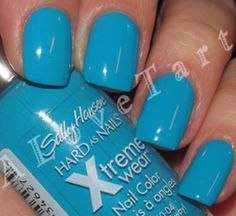 Sally Hansen Blue Me Away