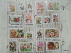 CE Stickers rozen 6PA0286