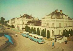 #Skierniewice - Dworzec Główny