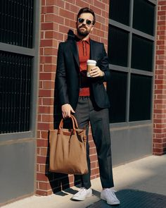 O'Hare in Beige/Cognac spotted in Men's Health Mag