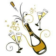 Find the desired and make your own gallery using pin. New Year clipart champagne cork - pin to your gallery. Explore what was found for the new year clipart champagne cork Types Of Champagne, Champagne Drinks, Champagne Taste, Champagne Bottles, Aniversary, Cliparts Free, Raspberry Vodka, Water Aesthetic, Happy New Year