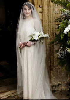 Cool Chic Style Fashion: wedding inspiration | Downton Abbeys Wedding