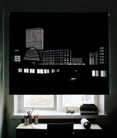 "These aren't ""dangerous"" per se, they're just something I really dig: blackout blinds showcasing city skylines. Ukrainian designers HoleRoll created these unique and wonderful blinds by cutting out small shapes in the fabric and letting pockets of light shine through. They give the appearance of a bustling cityscape right outside of your own home, no matter where you might live. They're not necessarily ""blackout"" blinds, as light does come through them by design, but they're still prett..."