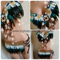 the-sexy-indian-dark-turquoise-fringe