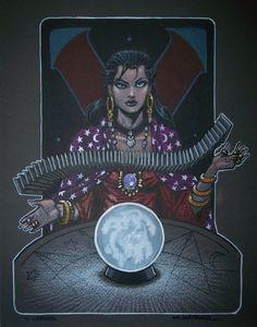 Madame Xanadu - Matt Wagner