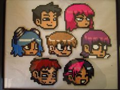 scott pilgrim vs the world the game | Tumblr