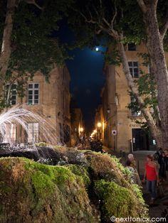 A luxurious weekend. Days 3 & 4; Aix en Provence   next to nicx