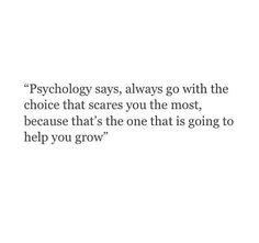 Help you grow.