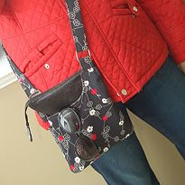 Cross Body Shoulder Bag Tutorial