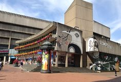 Old Central Library Victoria Square Birmingham