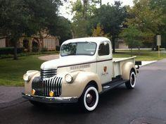 1946 Chevrolet 3/4 Ton