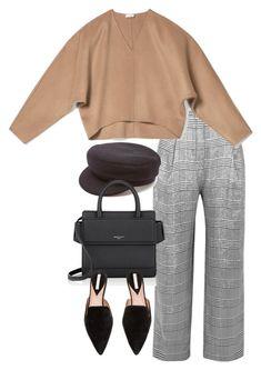 """Untitled #4740"" by theeuropeancloset ❤ liked on Polyvore featuring Carmen March, Isabel Marant and Givenchy"