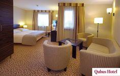 Qubus Hotel Kielce - Junior Suite room