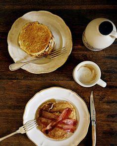 Pancakes « upstate New York » de Mimi Thorisson pour 4 personnes - Recettes Elle à Table