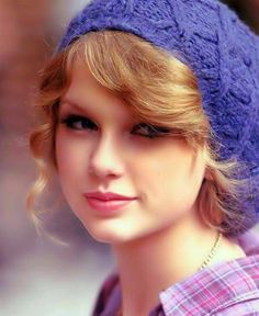 Sparks Fly when she smiles!