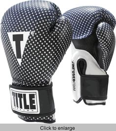 these boxing gloves are cute without being so pink and girly! (Mma Guantes)
