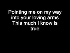 Rascal Flatts - God Blessed The Broken Road (Lyrics).                            If only I knew then what I know now, you'd still be mine